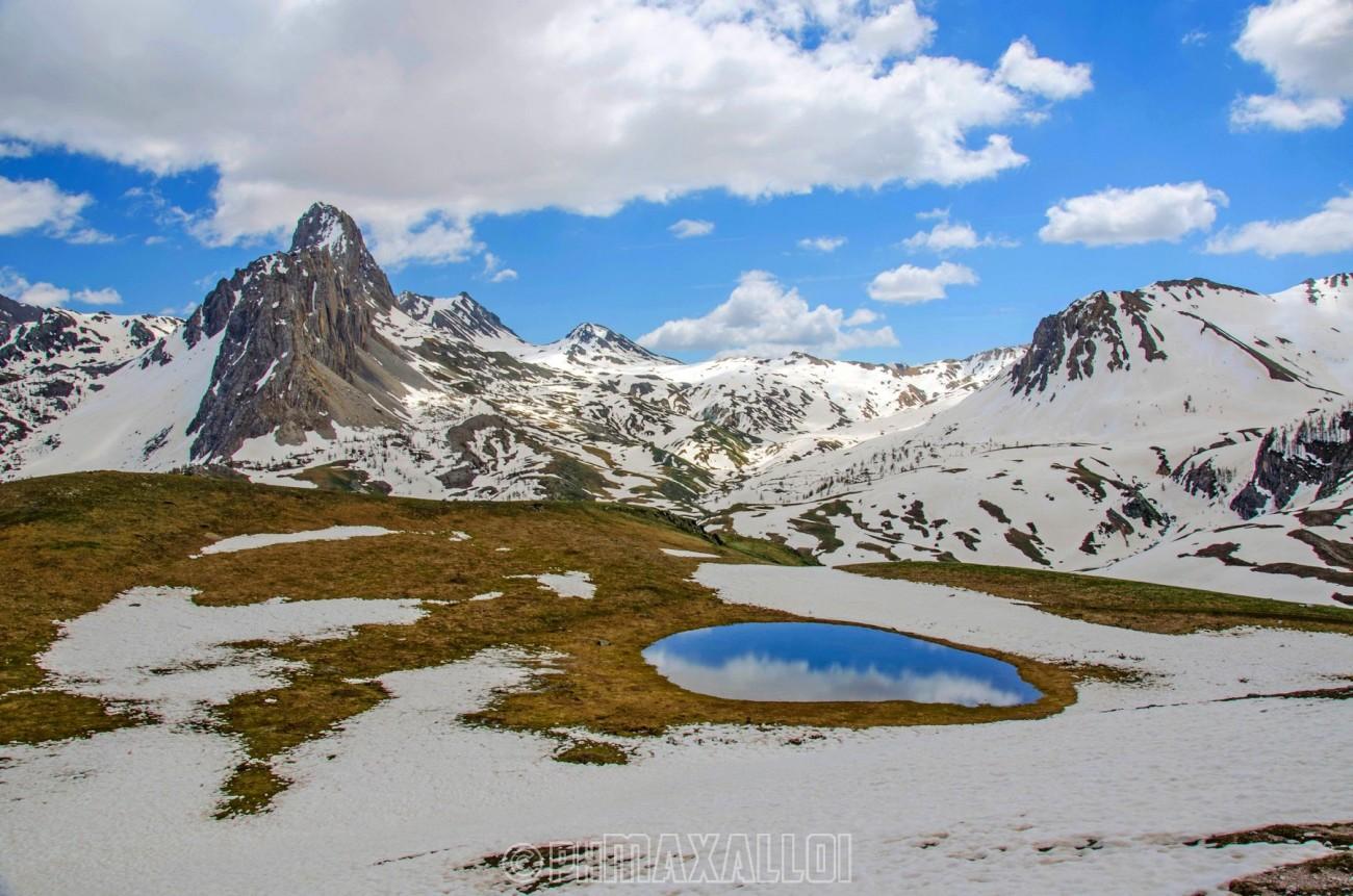 La magia della Val Maira. Con vista su Rocca la Meja